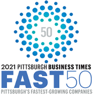 2019 Pittsburgh Business Times Fastest Growing Companies